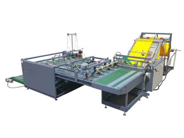 Automatic PP Woven Bag Cutting Machine and Sewing Machine